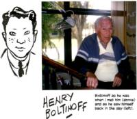Cartoonist Henry Boltinoff: His Signature Was Everywhere