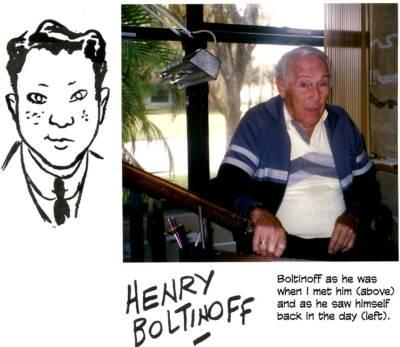 Henry Boltinoff