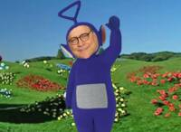 The Jerry Duncan Show Interviews Teletubby William Barr, U.S. Attorney General