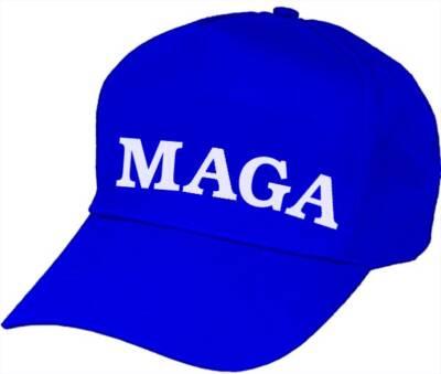 Blue MAGA