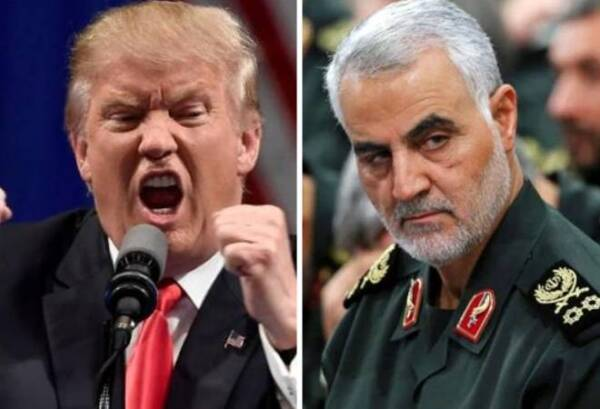 Trump Reportedly 'Inspecting Bunker' after Iranian Murder Warrant Issued