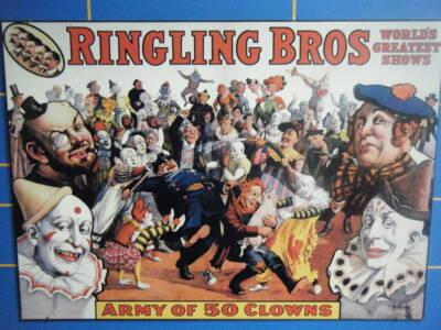 Republican convention circus