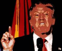 """This is Your Brain on Aphorisms: Trump: A Real """"Whoretime"""" President"""