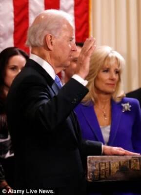 Top 10 Things Trump Left for Biden