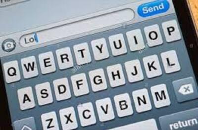 Text Messaging God about Kamala