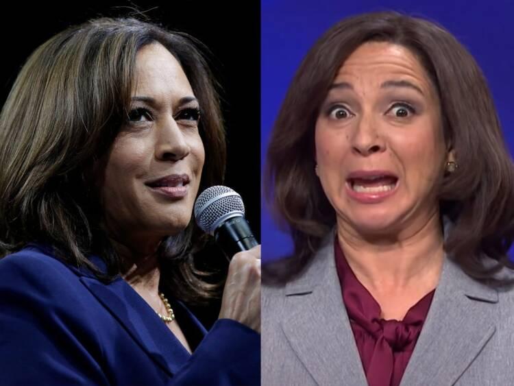 Biden picks Kamala Harris