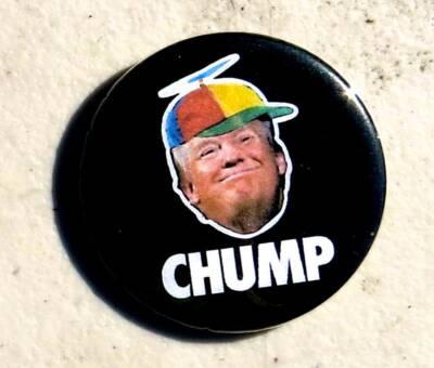 chump dunce