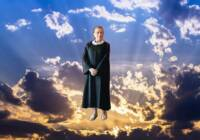 Fury from Heaven: Justice Ginsburg Appeared on My iPad