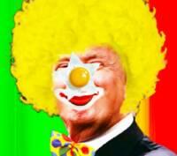 "Trump's ""Jeers of a Clown"""