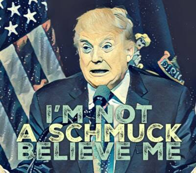 presidential schmuck-down