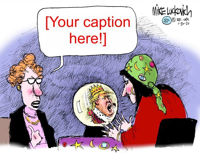 September 2020 Cartoon Caption Contest