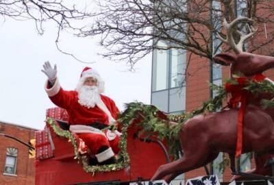 Ken Paxton sues Santa
