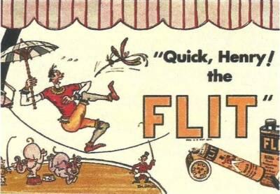 Dr. Seuss and the Flit