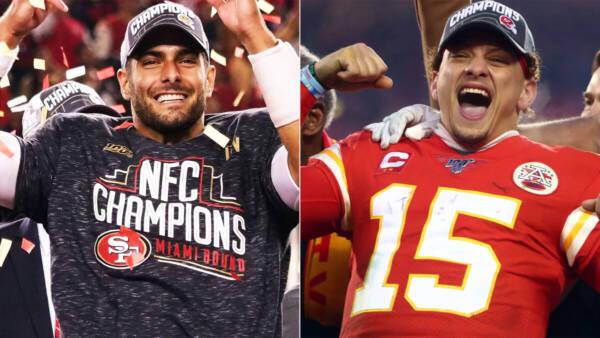 sports post: jimmy g vs patrick m