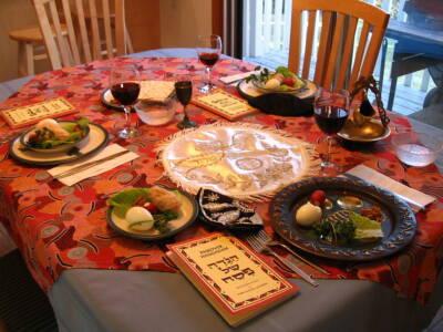 Haggadah, Seder