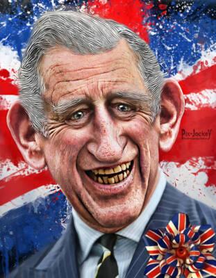 Prince Charles by Roberto Rizzato