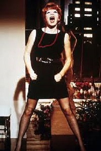 "Shirley MacLaine in ""Sweet Charity"""
