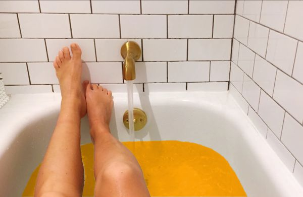 Study: Daily Whiskey Bath Prevents and Cures Covid 19