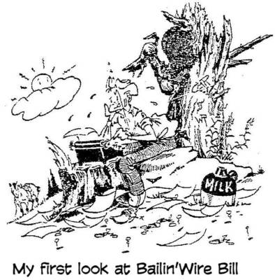 Mythology of the Western, Bailin Wire Bill