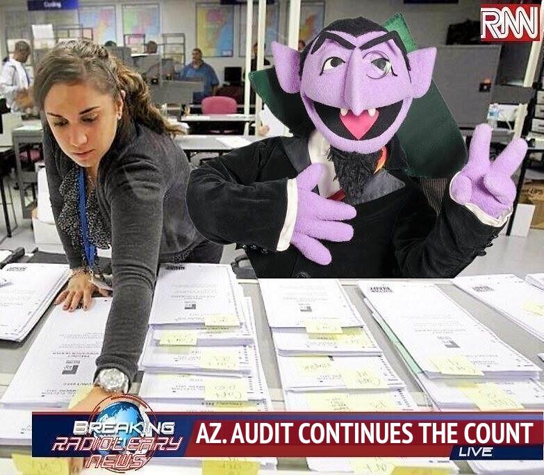 Arizona audit, the Count