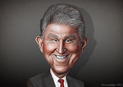 The Jerry Duncan Show Interviews U.S. Senator Joe Manchin