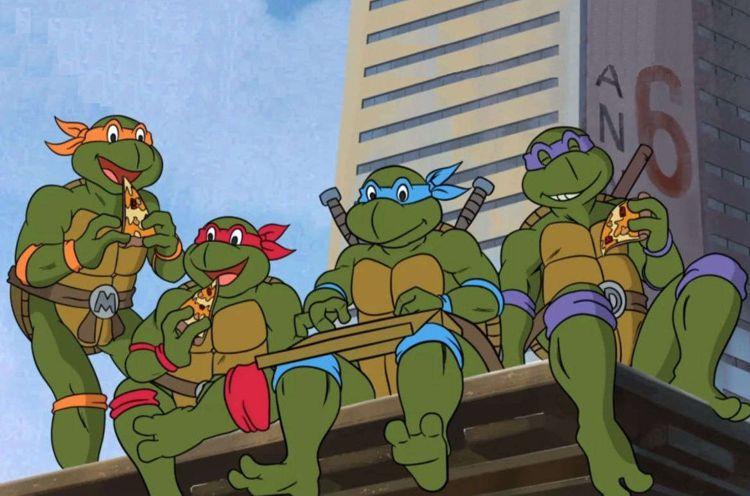 cocaine found Teenage Mutant Ninja Turtles