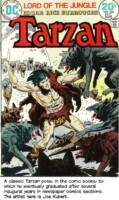 Tarzan Comic Strip: Reaching End of the Vine