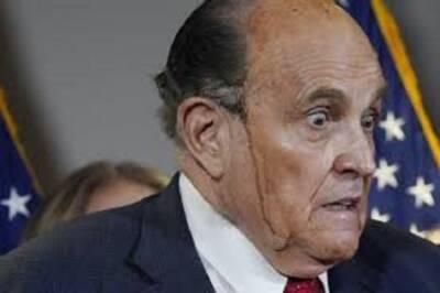 Giuliani was disbarred