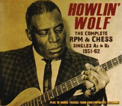Delta Blues, Howlin Wolf