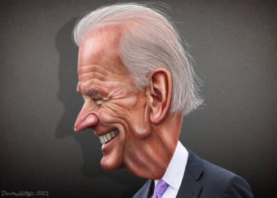President Joe Biden, DonkeyHotey