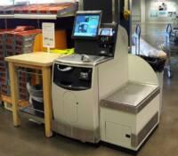 Automatic Checkout Machines Form Union