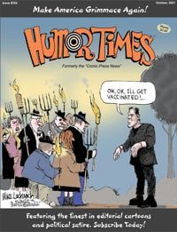 Humor Times covers