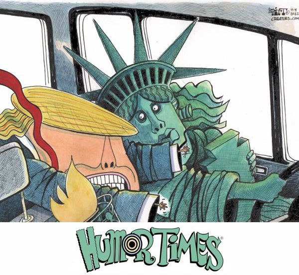 Current Humor Times cover cropped