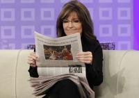 Sarah Palin Hires Track Coach to Prepare for Presidential Run